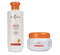 Bioseivas  Nutritive Coffret Duo 500Ml