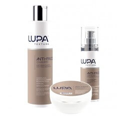 Lupa Anti-Frizz Coffret 500 ml