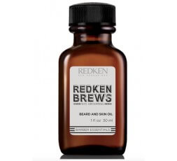 REDKEN BREWS MEN'S BEARD OIL