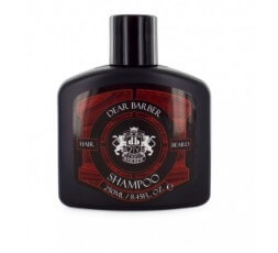 DEAR BARBER SHAMPOO FOR HAIR AND BARBA