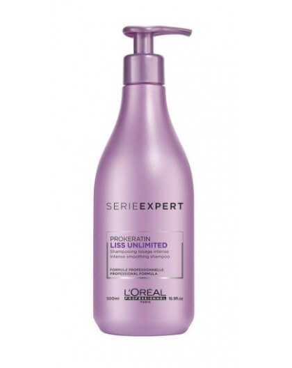 L'oreal Serie Expert Liss Unlimited Champô 500 Ml