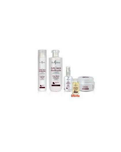 Bioseivas Repair Coffret Repair Quarteto 650Ml