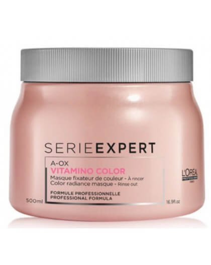 L'oreal Serie Expert Vitamino Color A-Ox Máscara 500Ml