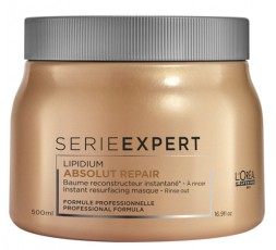 L'oreal Serie Expert Absolut Repair  Lipidium Máscara 500Ml