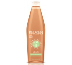 Redken Nat All Soft Champô 300ML