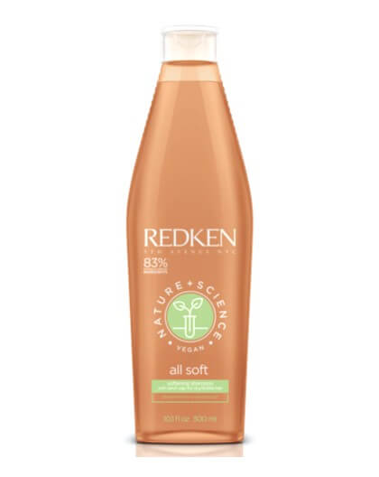 Redken Champô All Soft Nature Science 300ml