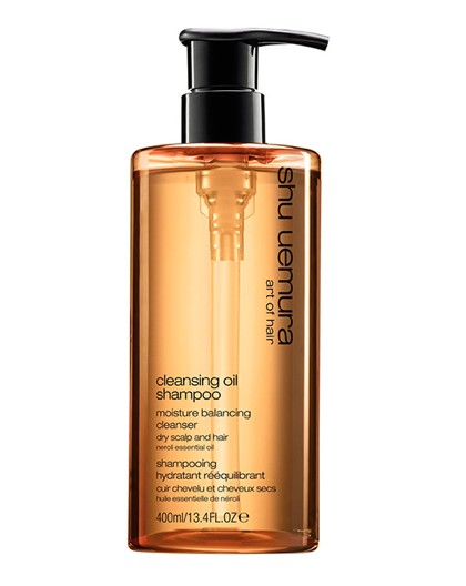 Shu Uemura Cleansing Oil Dry Scalp and Hair champô 400 ml