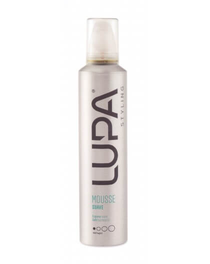 Lupa Styling  Mousse Suave 250Ml