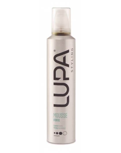 LUPA MOUSSE FORTE