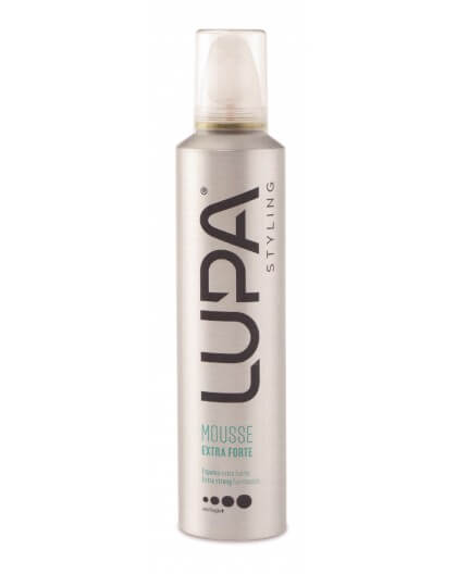 LUPA MOUSSE EXTRA FORTE