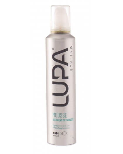 LUPA STYLING MOUSSE DEFINITION CURL
