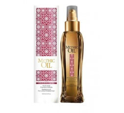 L'OREAL MYTHIC OIL COLOR GLOW HAIR WITH COLORATION
